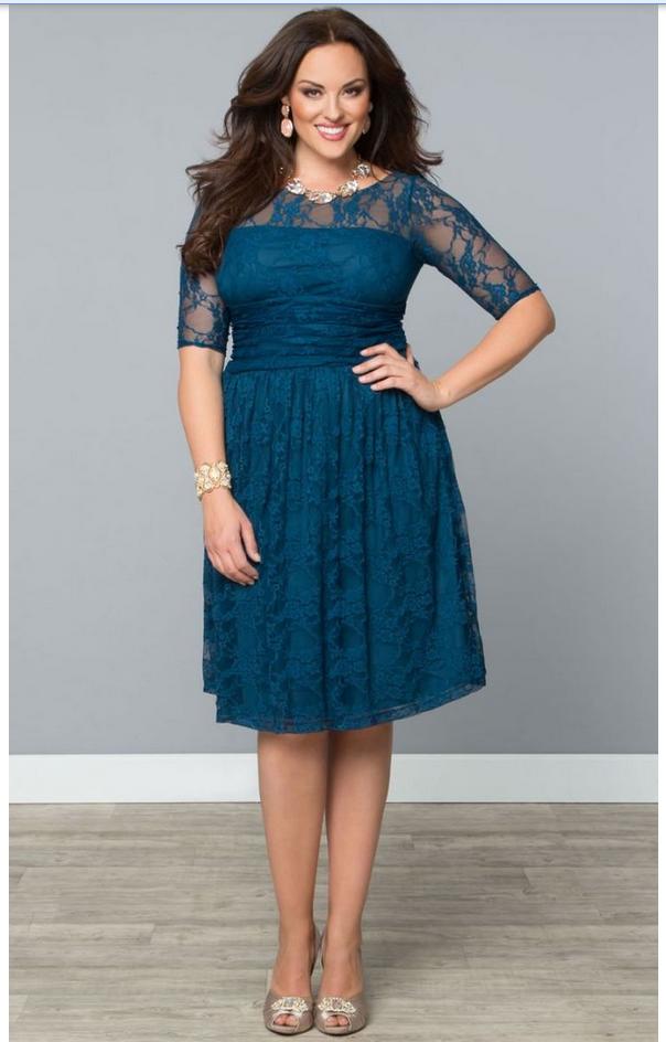 nouveautes mode femmes fortes curve robe robe. Black Bedroom Furniture Sets. Home Design Ideas