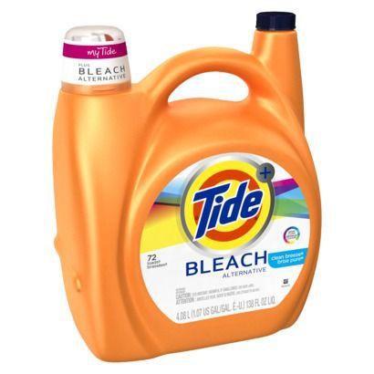 Tide Clean Breeze Plus Bleach Alternative Liquid Laundry Detergent