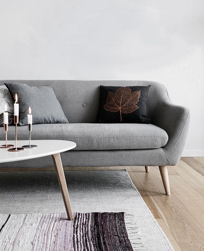 Enter To Win A 500 Jysk Gift Card Go For Furniture That Looks Great From All Angles Like This Curved Sofa Scandinavian Style Scandinavian Sofas Furniture