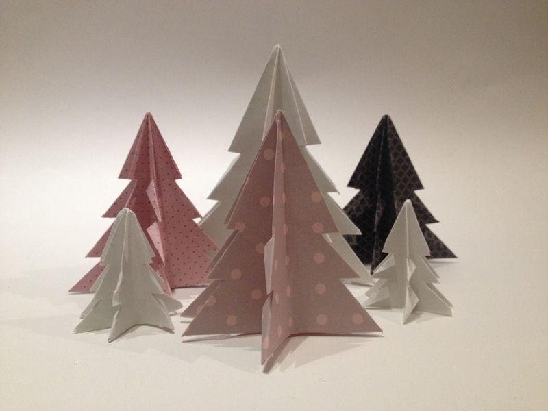 Christmas #Noel #Origami #DIY | Christmas | Pinterest | Origami ...