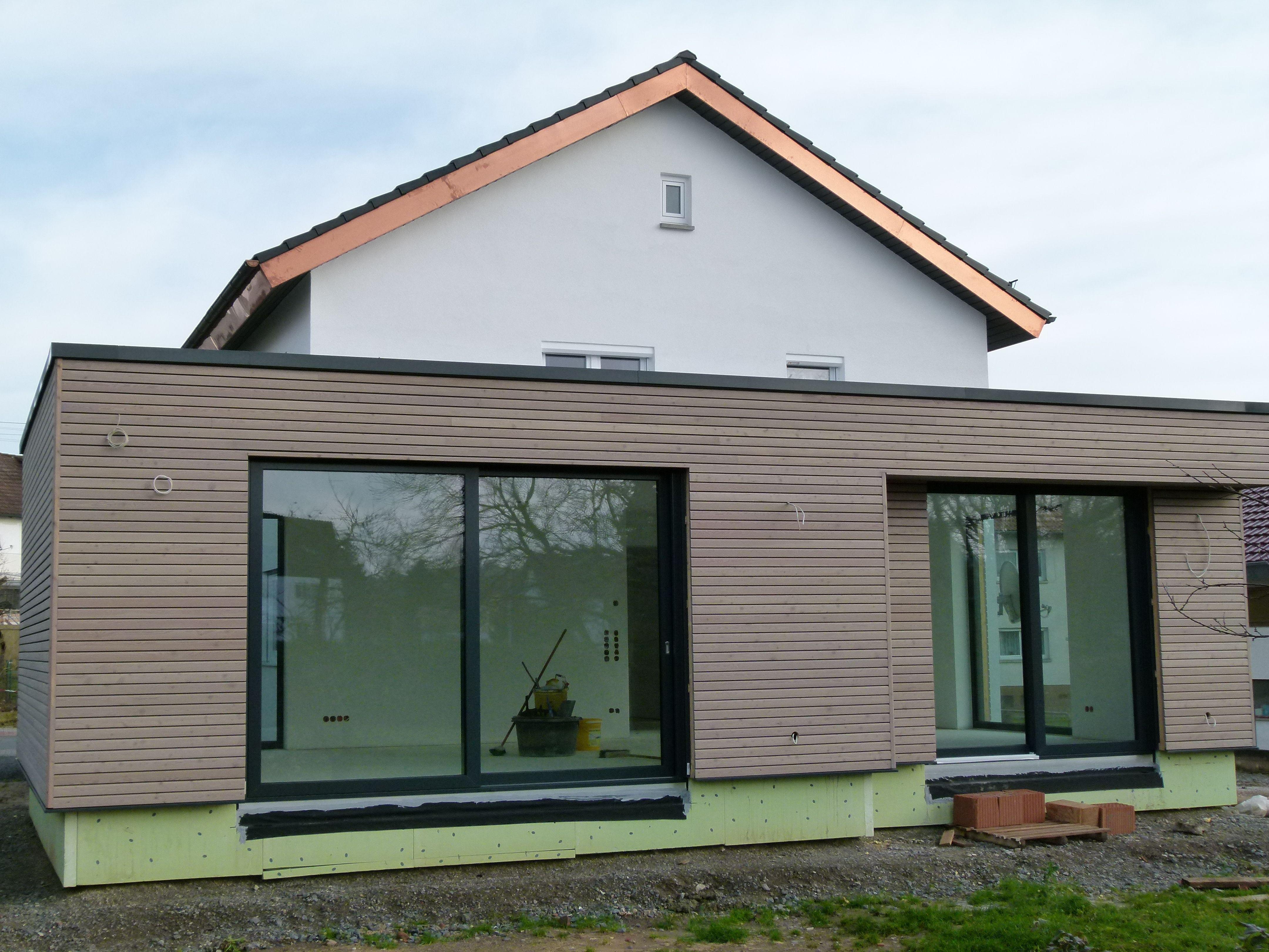 Wohnraumerweiterung in Holzständerbauweise Dachprofi