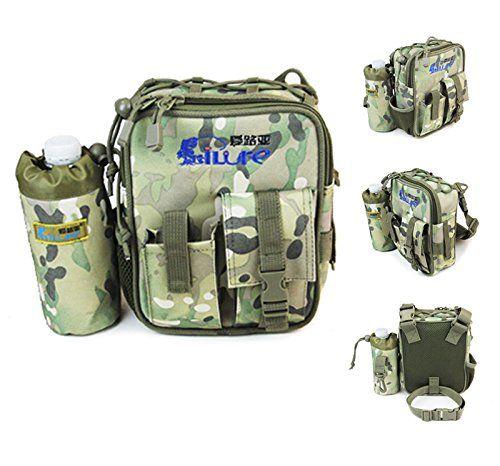 Lure Boat Bag Leg Bag Multifunctional Fishing Bag Lure Box Bag Tool Bag Fishing…