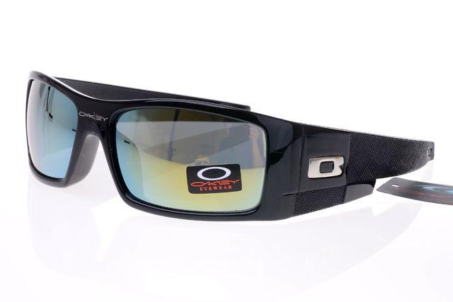Oakley Hijinx Sunglasses Black Frame Colorful Lens 0517