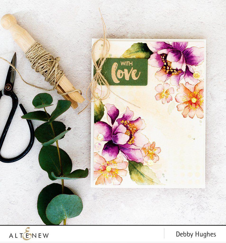 Garden Treasure Stamp Set