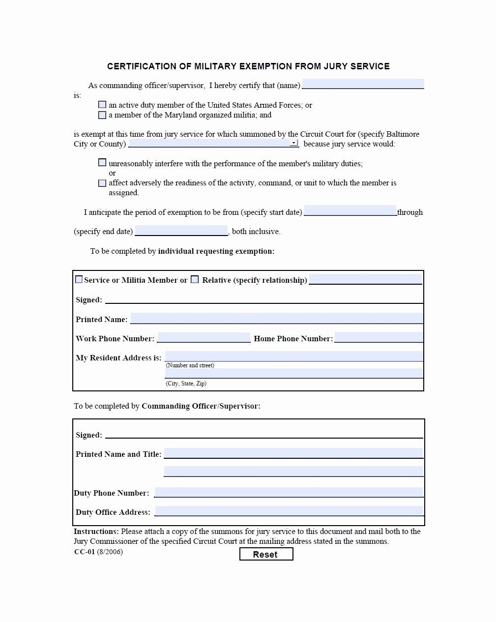 20 Jury Excuse Letter From Employer Dannybarrantes Template Jury Service Birth Certificate Template Jury