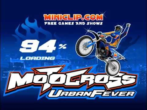 Kizi Moto Trial Fest 2   Motocross Urban Fever Games   Game Walkthrough All  1