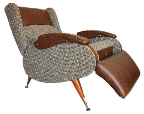 henry p glass recliner omg i want this so bad my groovy retro