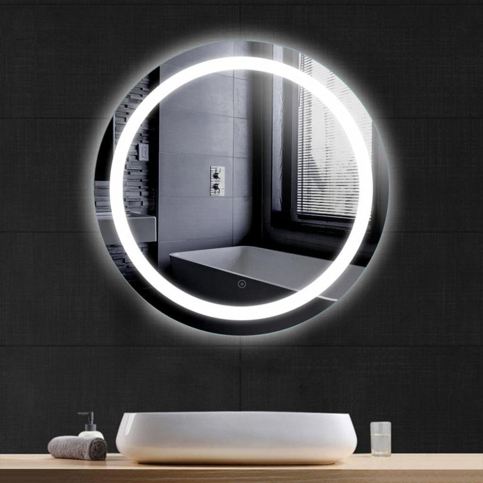 Badezimmerspiegel Mit Beleuchtung Rund