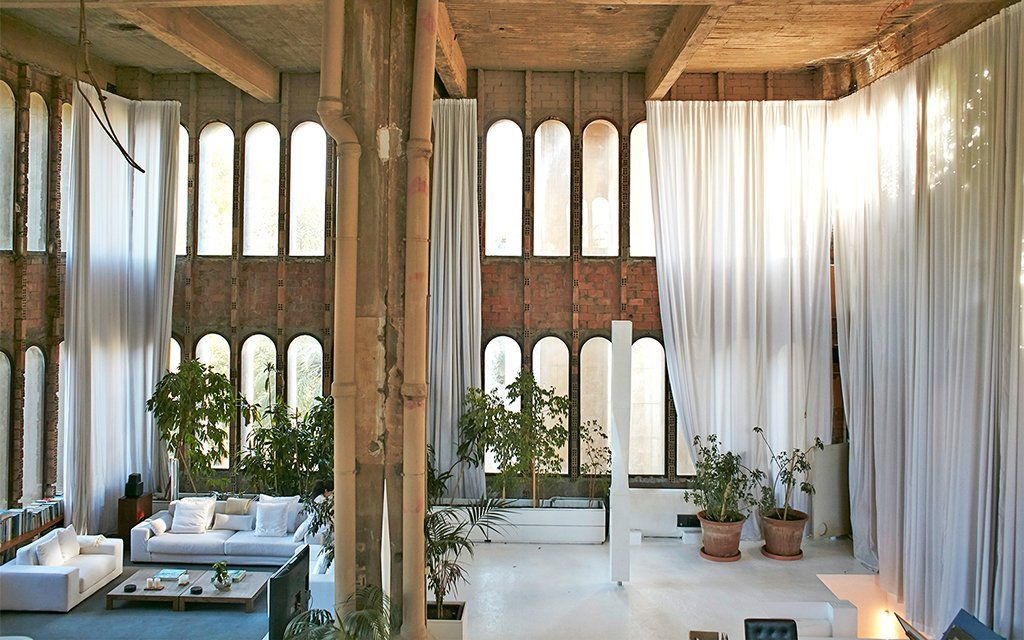 be26bba9 Ricardo Bofill Cement Factory Home Spain | InsideHook | DesignIdeas ...