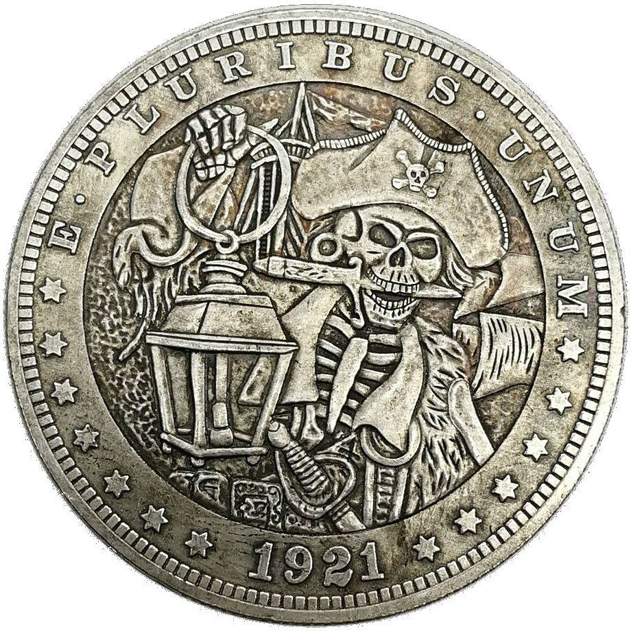 Пиратские монеты картинка