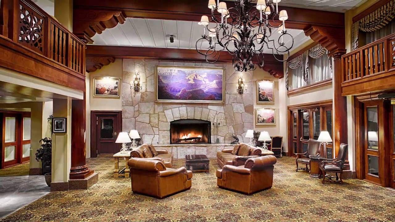 Williams Arizona The Grand Canyon Railway Hotel