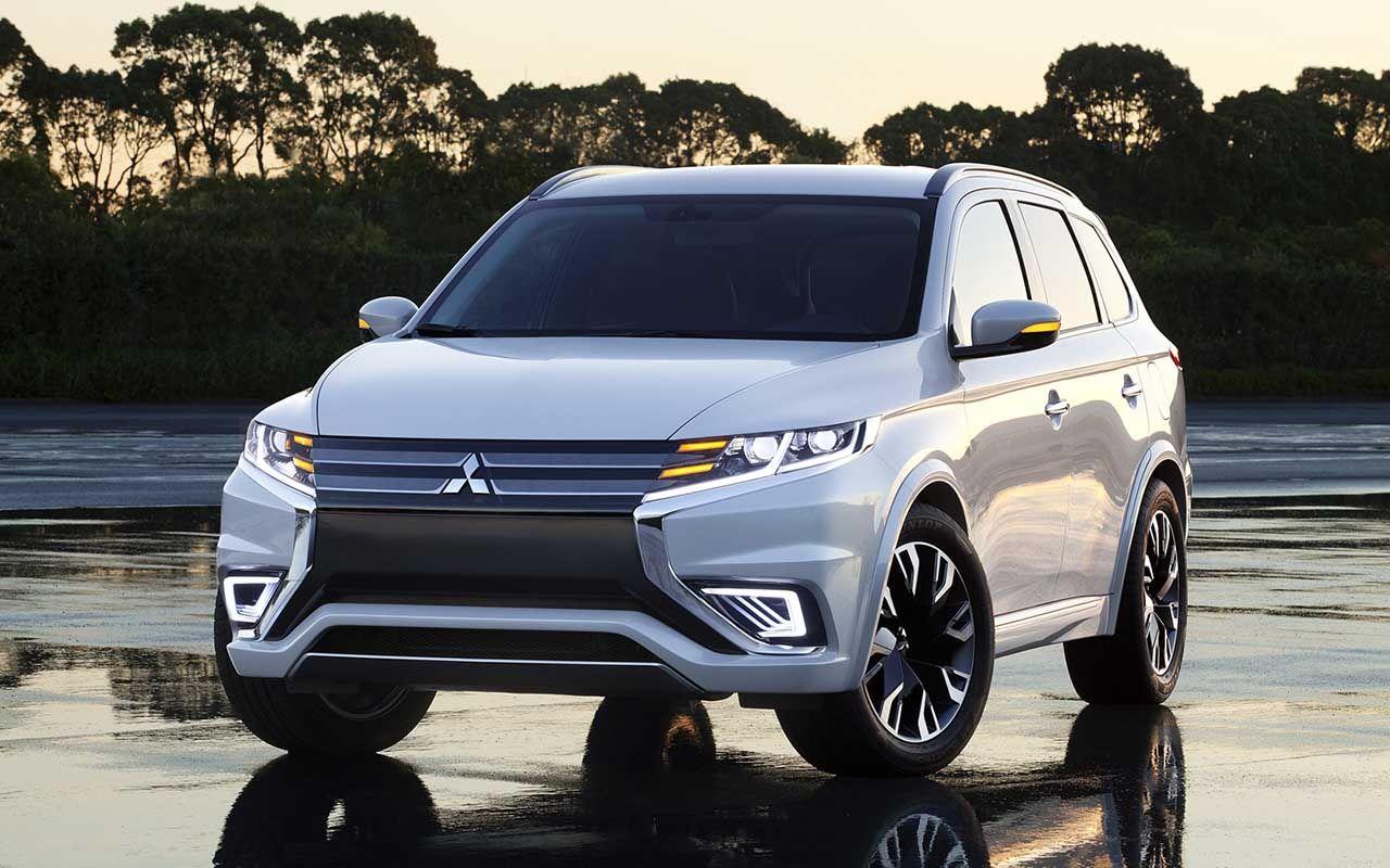 2017 Mitsubishi Outlander PHEV Release Date http//www