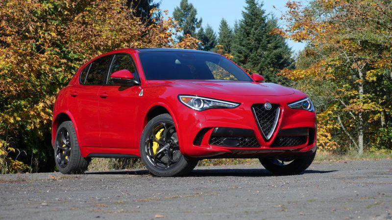 2019 Alfa Romeo Stelvio Quadrifoglio Review Camiones Automoviles