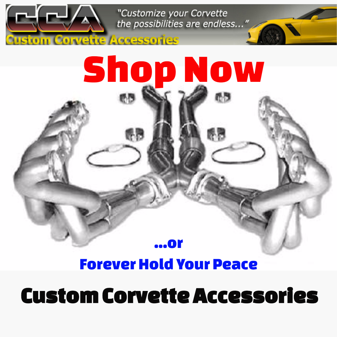 Custom Corvette Accessories Provides Aftermarket Corvette Parts And Accessories For The C7 Corvette Stingray G Corvette Accessories Corvette Corvette Stingray