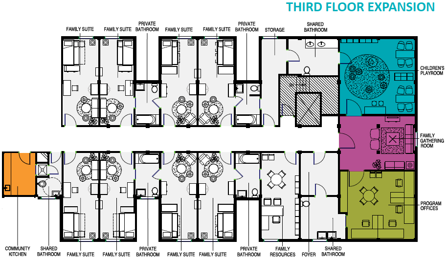 Shelter Floor Plan With Fireplace : Floor plans for homeless shelters google search you go