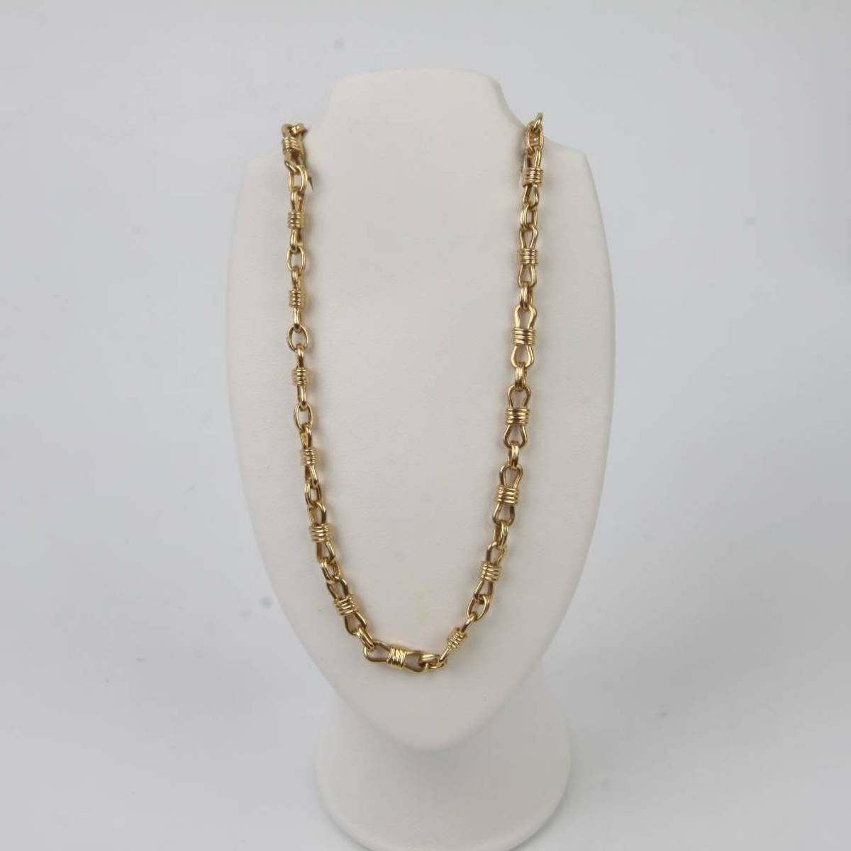 f0d436adea3f Cadena de oro macizo cadena de segunda mano oro