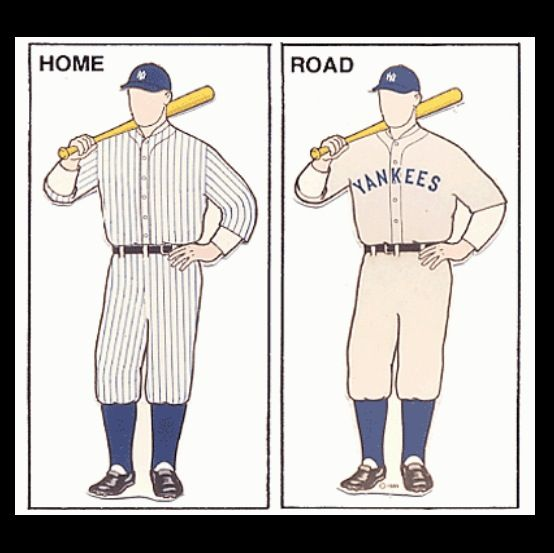1927 New York Yankees Uniform Mlb Uniforms Baseball Uniforms Baseball