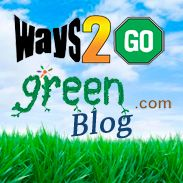 An easy way for families to go green is by just choosing an alternate mode of transportation.