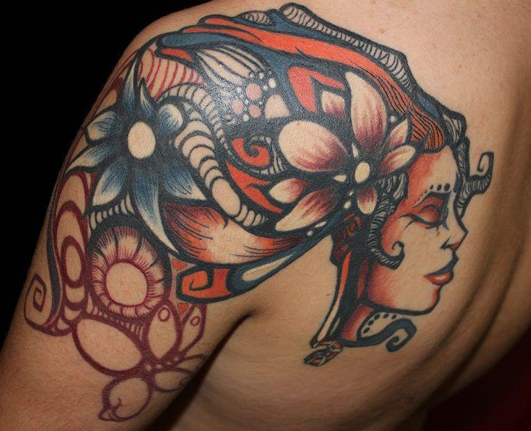 Brandon Boyd Tattoo Buscar Con Google Tatuagens