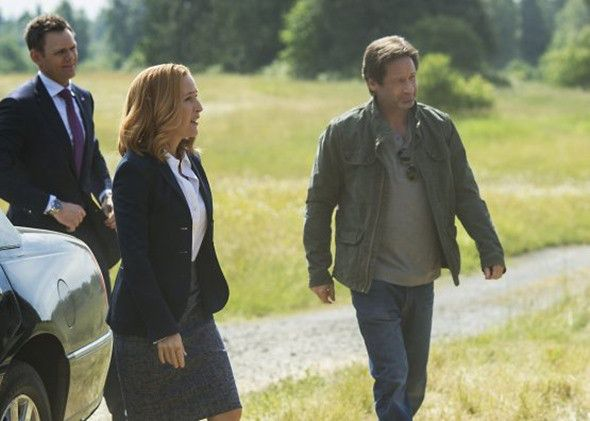 The X-Files: FOX Eyeing Possible Spin-off - canceled TV shows - TV Series Finale