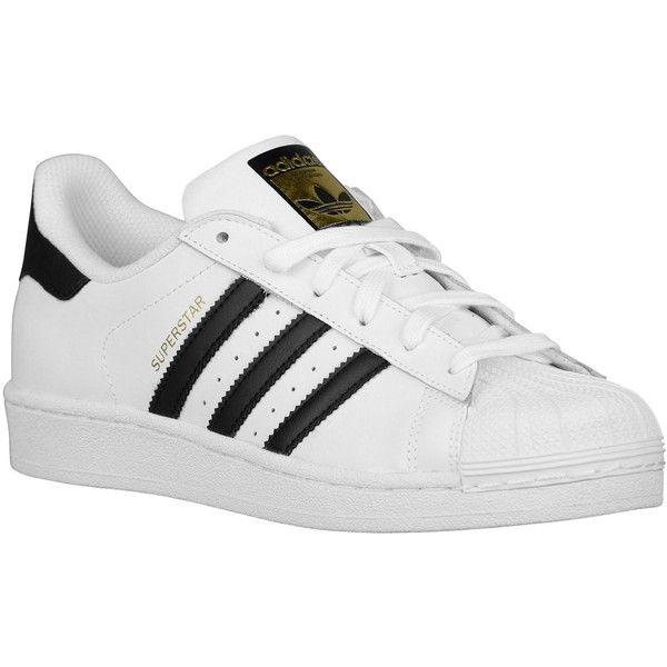 White sneakers � adidas Originals Superstar - Women\u0027s - Basketball - Shoes  ...
