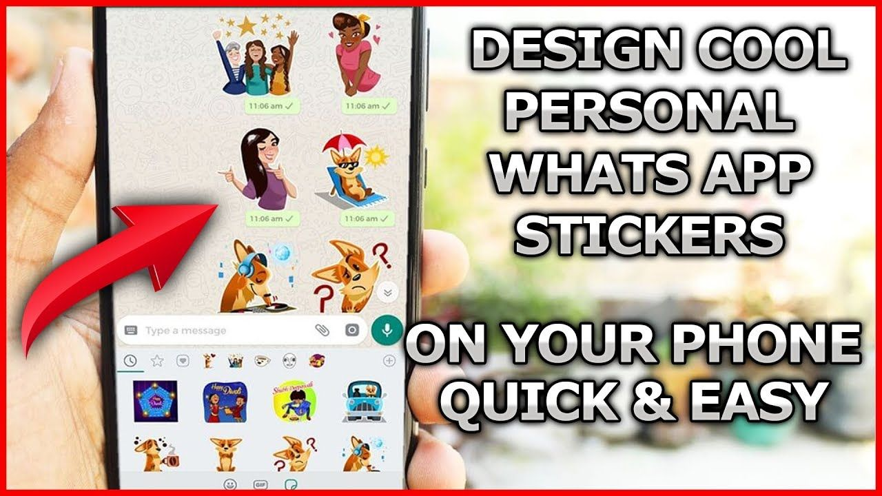 How to make Whats app custom stickers (FOR ANDROID DEVICE