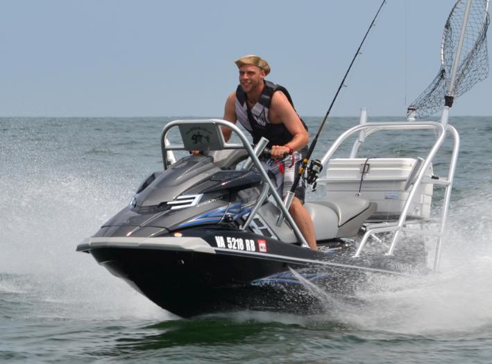 Jet ski fishing adventures jet ski fishing pinterest for Fishing jet ski