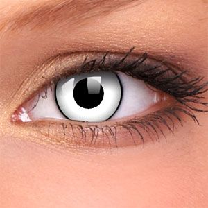 white zombie contacts