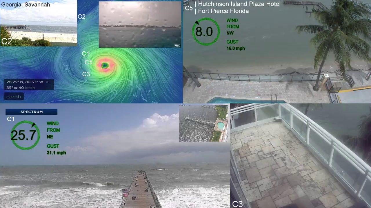 Tracking Hurricane Dorian Live Storm Tracker Plaza Hotel Savannah Chat