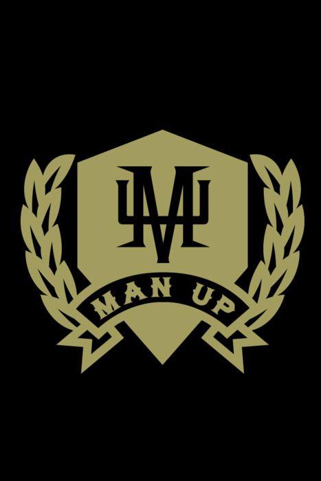 Man Up 116 Clique Man Up Christian Rappers Scripture Print