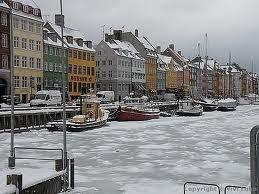 copenhagen denmark in the winter