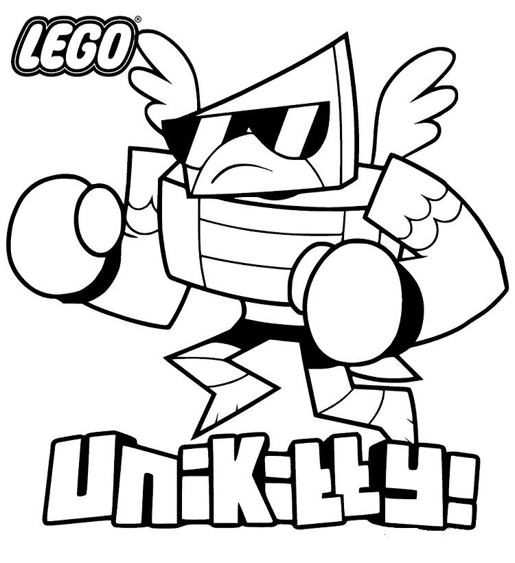 Free Unikitty Coloring Pages Love Coloring Pages Coloring Pages Lego Coloring Pages