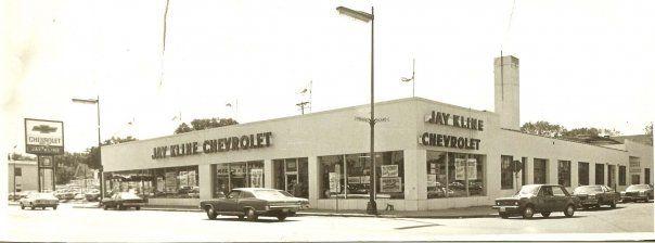 Jay Kline Chevrolet 1221 W Lake St Mpls Mn 55408