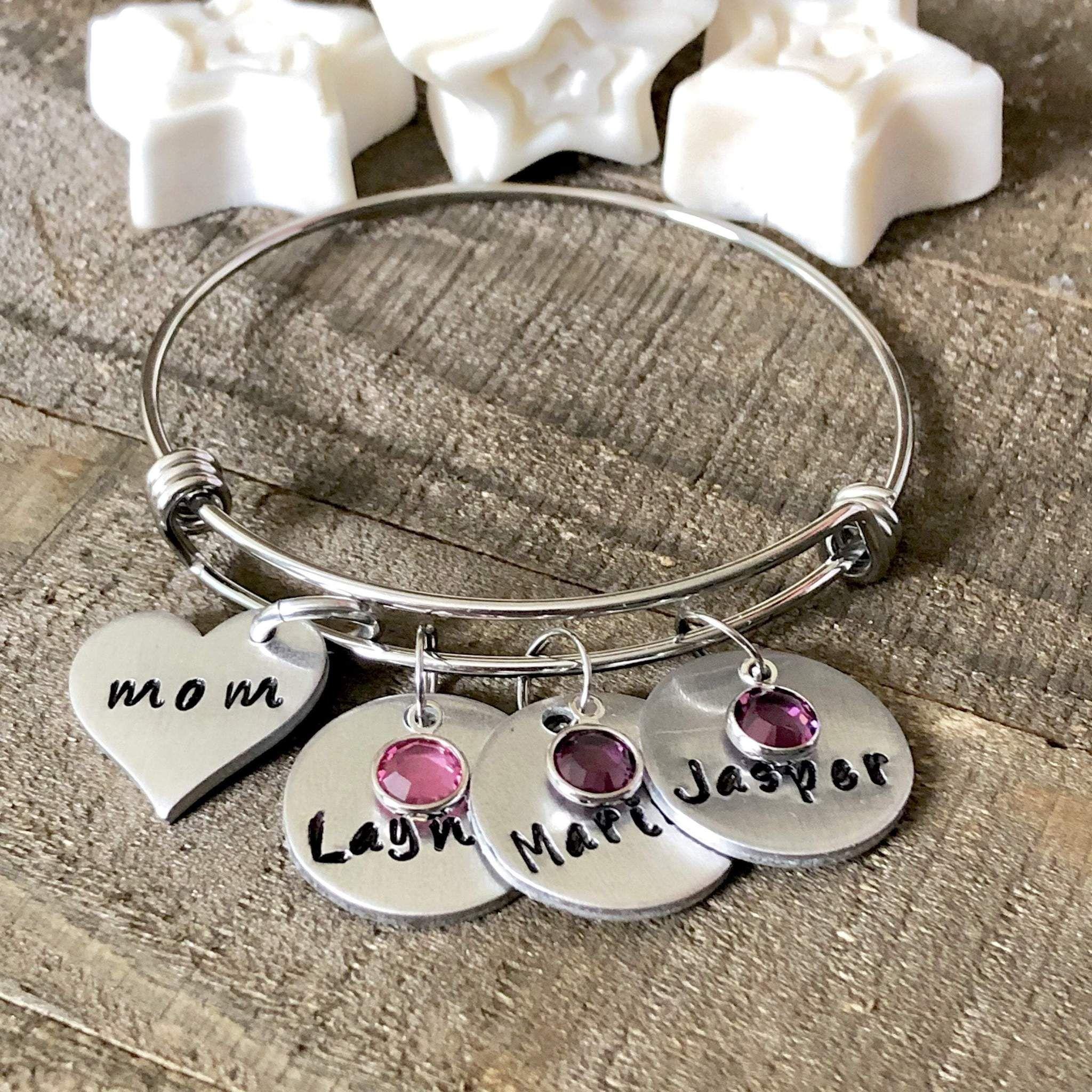 bracelet for child hypoallergenic love and friendship,Christmas gift grandchild bracelet best friend Children/'s bracelet Christmas gift