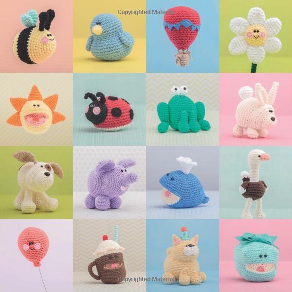 Amazon.com: Amigurumi toys and Dolls: Handmade | 600x600