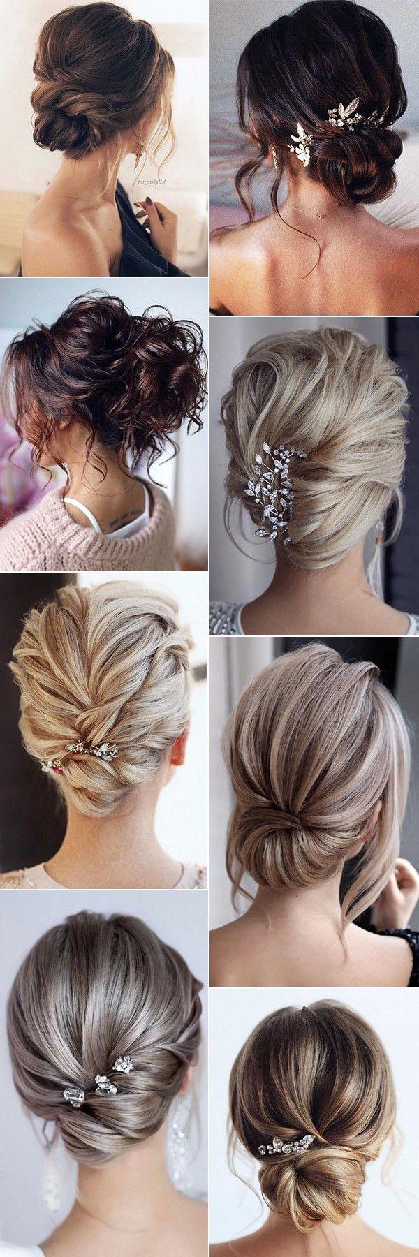 11 Medium Length Wedding Hairstyles for 1121 Brides