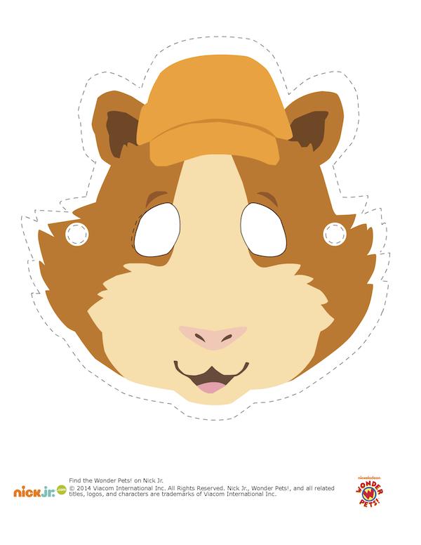 49++ Guinea pig face clipart info
