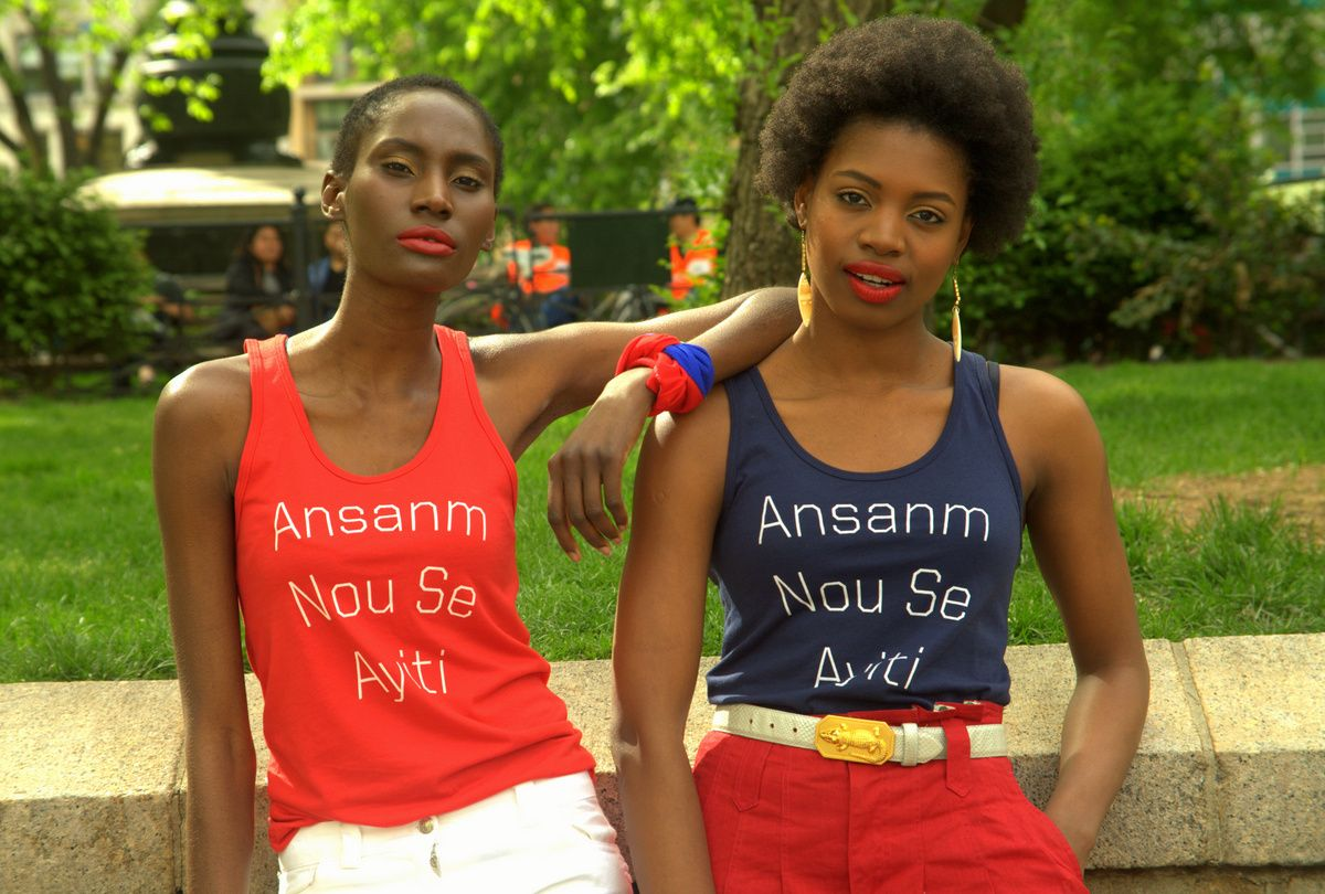 haitian flag day shirts