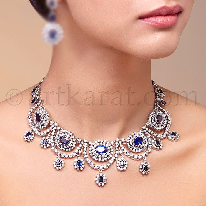 prayag necklace from art karat jewellery my choice in 2018
