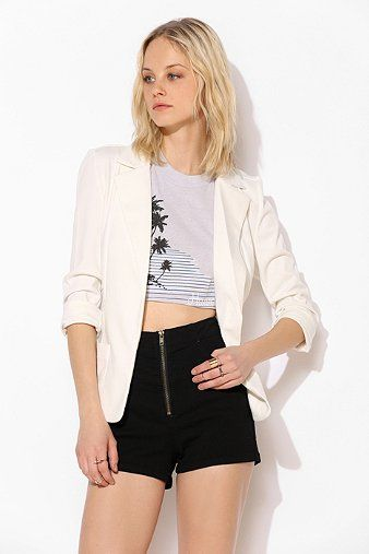 White Blazer from Urban Outfitters
