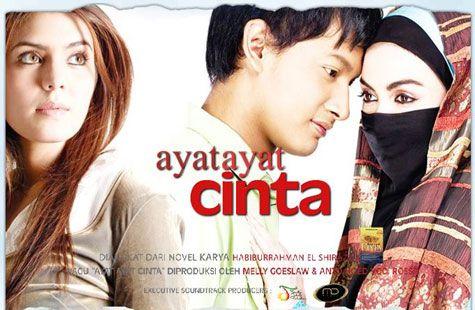 Ayat Ayat Cinta 2008 Film Indonesia Bisokop Ffi