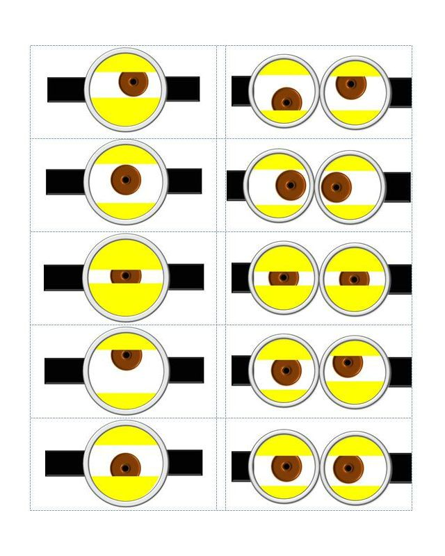 Moldes Para Festa Dos Minions Para Imprimir Festa Minions Festa