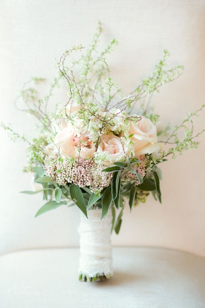 Flower Bouquet Wedding, by Andrea Kuehnis Photography