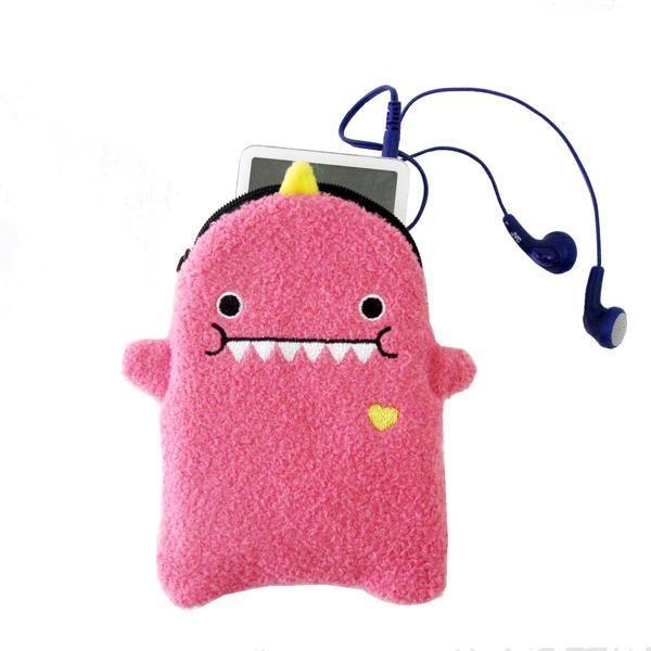 Miss Dino Phone & Gadget Holder by noodoll