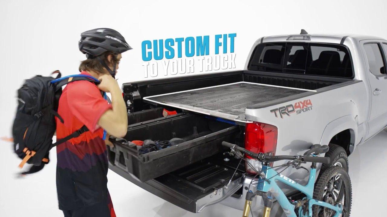 DECKED Drawer System Ram 1500 in 2020 Truck bed storage