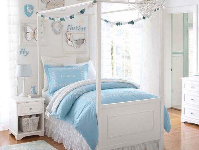 Best Butterfly Room Blue Bedding Sets Girls Bedding Sets 640 x 480