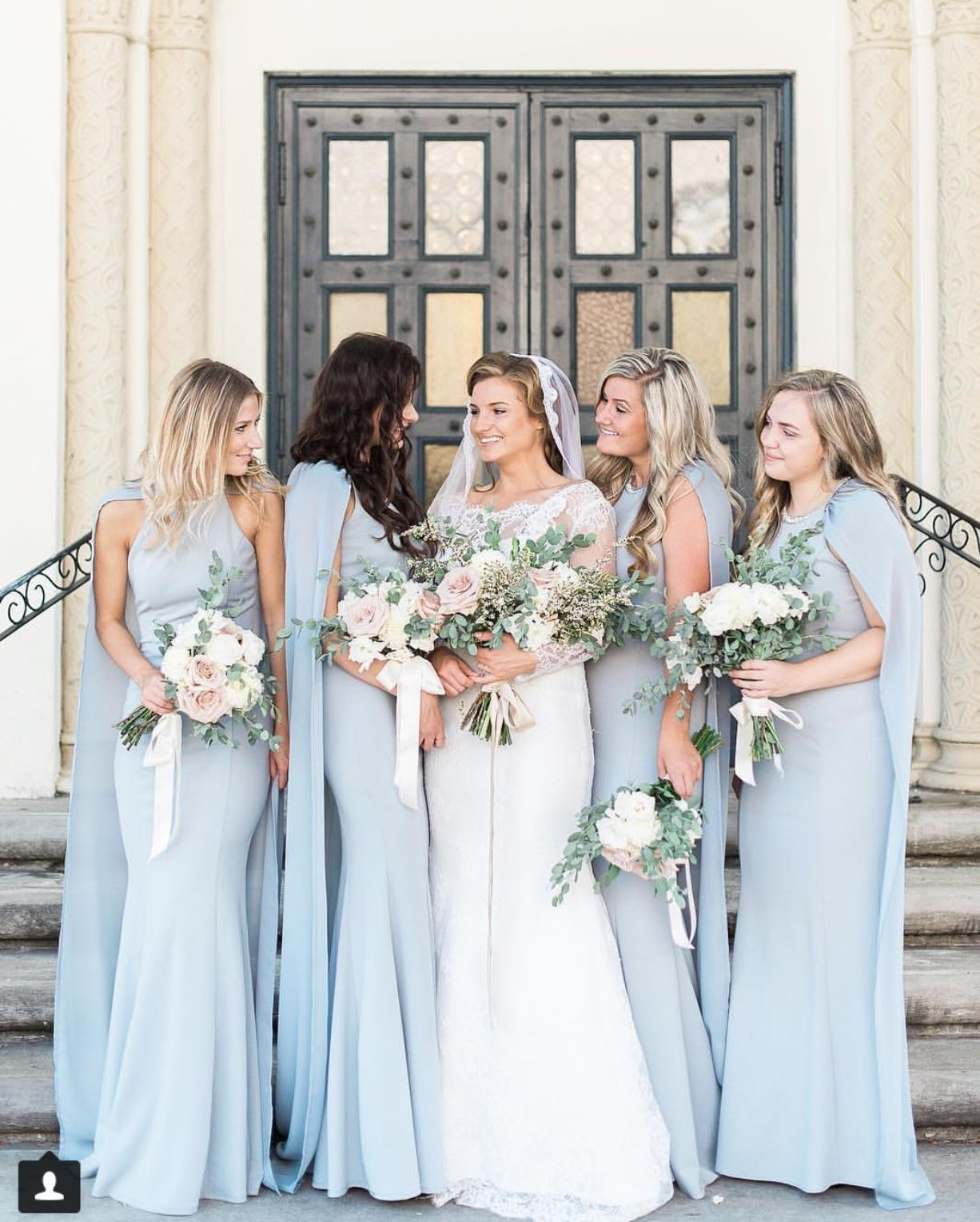 Dusty blue wedding weddings idea pinterest wedding dusty blue