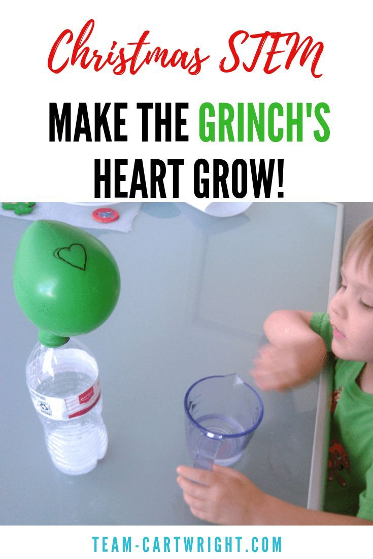 Christmas Science Experiments: 5 Minute Holiday STEM Activities #stemactivitieselementary