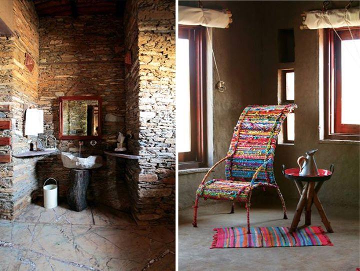 The 'lakshman sagar resort' designed by new dehli-based studio sahil & sarthak -rajasthani village in raipur, india