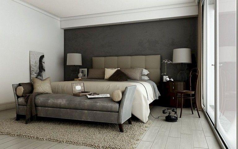 Best 22 Amazing Grey Wall Bedroom Color Idea For Elegant Room 400 x 300